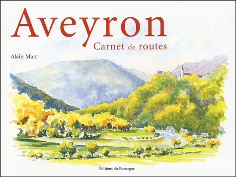 Aveyron, carnet de routes