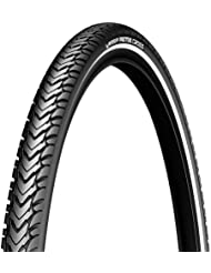 Michelin Pneumatico 700x35 (37-622) Protek Cross Nero/Reflex