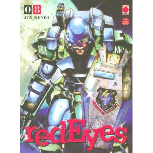 Red Eyes, Tome 8 :
