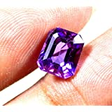 Urancia® Alexandrite Gemstone Colour Changing Stone Stone Friday's Stone 3.7Cts For Ring