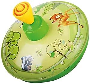 Bolz 52532 peonza - Peonzas (Pump Spinning Top,, 1,5 año(s), Niño/niña, Disney, 130 mm)