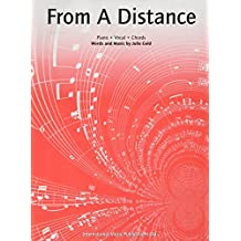 From a Distance: (Piano/ Vocal/ Guitar)