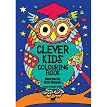 [(The Clever Kids' Colouring Book)] [Author: Chris Dickason] published on (October, 2013)