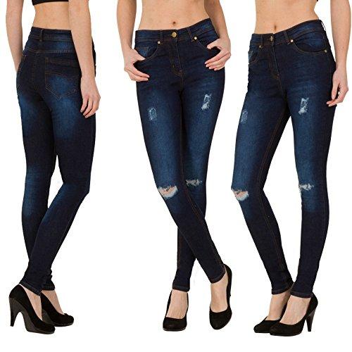 IMPRESHUNZ -  Jeans  - Donna Blue