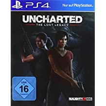 Uncharted: The Lost Legacy - [PlayStation 4]