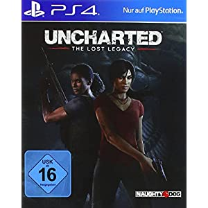 Uncharted: The Lost Legacy – [PlayStation 4]