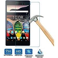 ELTD Protector de vidrio templado de vidrio templado para Lenovo TAB3 7 Essential / Lenovo Tab3-710F, Glass