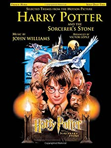 Harry Potter and the Sorcerer's Stone: Selected Themes from the Motion Picture: Solos - Duets - Trios: French Horn (Instrumental Series)