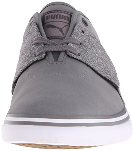 Puma - Herren El Ace Nbk Denim Schuhe Steel Gray/Dark Shadow