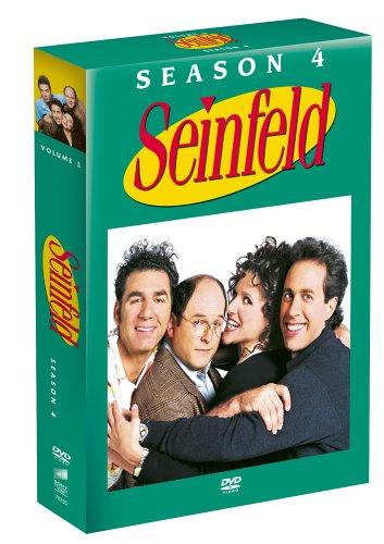 Seinfeld - Season 4 (4 DVDs)