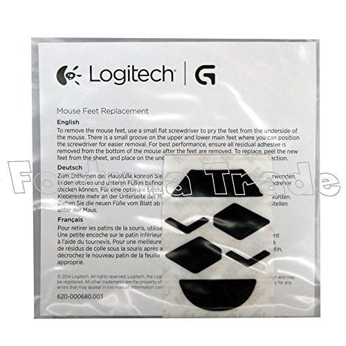 Logitech Gaming Maus G900 Mausfüße