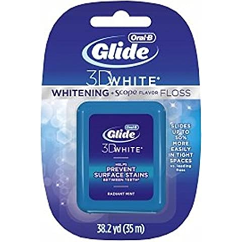 Glide Floss Whitening Plus Scope Flavor 38.30 Yards by Glide