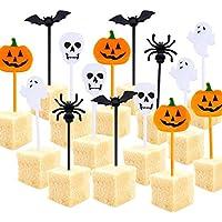 Halloween Decorazioni Topper Per Torte Utensili Amazon It