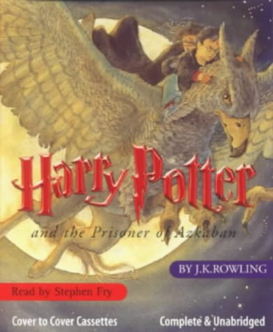 Rowling, Joanne K, Vol.3 : Harry Potter and the Prisoner of Azkaban, 8 Cassetten (Cover to Cover)