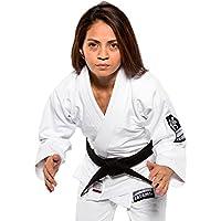 Tatami Fightwear Hokori BJJ Gi - Chaqueta para Mujer, Mujer, Color Blanco, tamaño Size F3