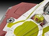 Star Wars Fisto's Jedi Starfighter Easykit