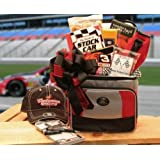 And The Race Is On Nascar Lovers Gift Chest- Large- 85181 by Gift Basket