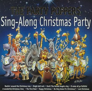 Singalong Christmas Party (Party Poppers Weihnachten)