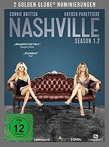 Nashville - Season 1.2 [3 DVDs]