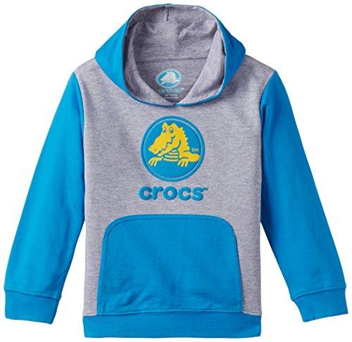 Crocs Baby Hoodies (GRP-S13-063_Grey_2 years)
