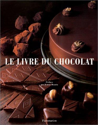 Le Livre du chocolat par Collectif