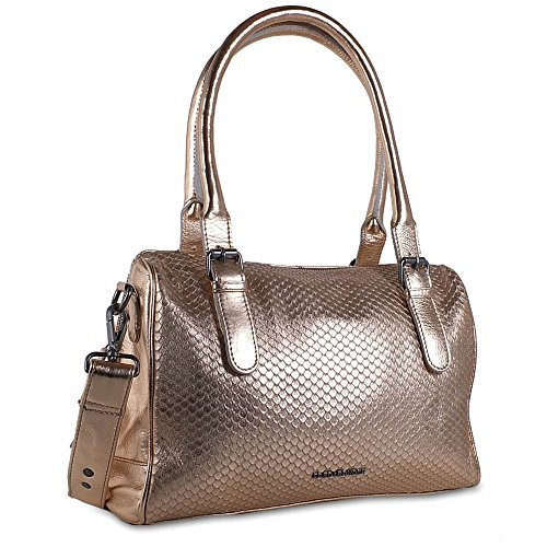 FREDsBRUDER Damen Bowling Bag Unique, BxHxT 36x26x10 cm, Copper