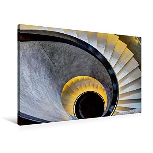 Preisvergleich Produktbild Premium Textil-Leinwand 90 cm x 60 cm quer, Radisson Blu Hotel, Hamburg | Wandbild, Bild auf Keilrahmen, Fertigbild auf echter Leinwand, Leinwanddruck (CALVENDO Orte)