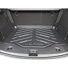 OPPL Basic Kofferraumwanne Antirutsch für Opel Mokka Chevrolet Trax Mokka X 12