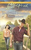 Small-Town Billionaire (Love Inspired) by Renee Andrews front cover