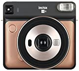 Fujifilm Instax SQ6 Appareil Photo Instantané, Or Rougir