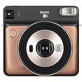 Fujifilm Instax SQ EX D Instant Camera, Directe camera, Blush Gold, Square