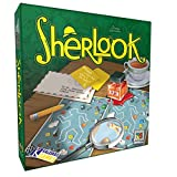 Kaleidos Games HDBD0163 Sherlook, Familien Standardspiel