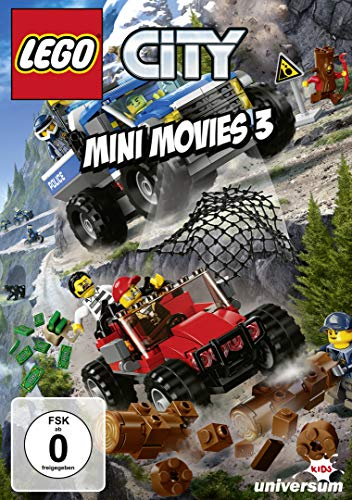 LEGO - City Mini Movies 3 - Lego City Filme