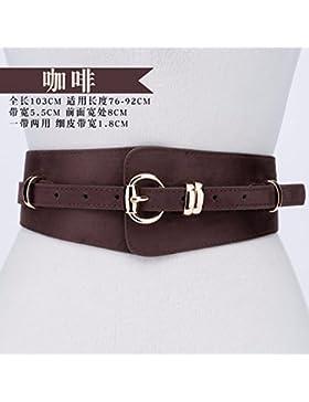 Nueva tendencia moda cintura sel