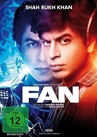 Shah Rukh Khan: Fan (Erstauflage mit Poster) (Bollywood Mit Shahrukh Khan)