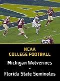 Michigan Wolverines - Florida State Seminoles, Capital One Orange Bowl