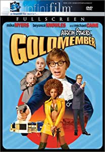 Austin Powers In Goldmember (Infinifilm Full Screen Edition) [Import USA Zone 1]