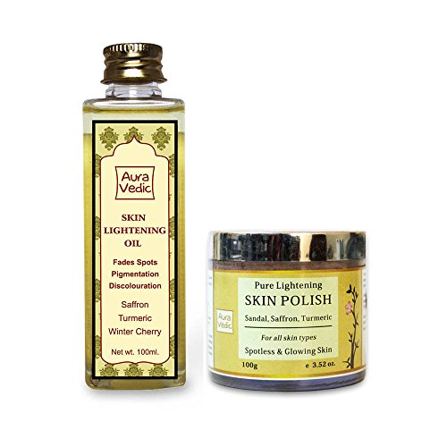 Auravedic The Essential Skin Lightening Duo