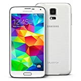 Samsung Galaxy S5 Smartphone (5 Zoll Display, 16 GB Speicher, Android 4.4)...