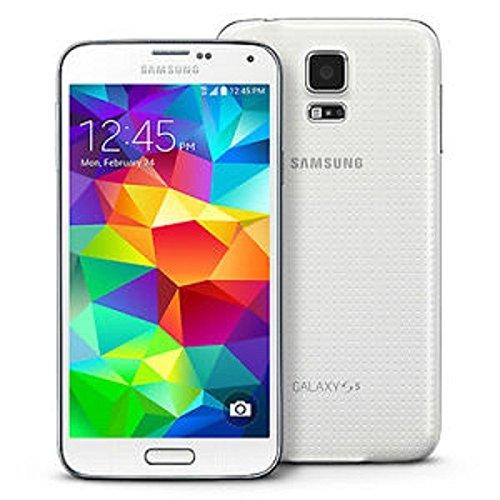 Samsung Galaxy S5 Weiß 16GB SIM-Free Smartphone (Generalüberholt)