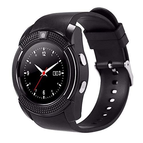 b673cfda8f503c E- Commerce Boina Bluetooth Pantalla Smart Watch Reloj Inteligente Pulsera  Circular de Compatible con Tarjeta