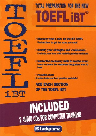 Total Preparation for the New TOEFL iBT (2CD audio)