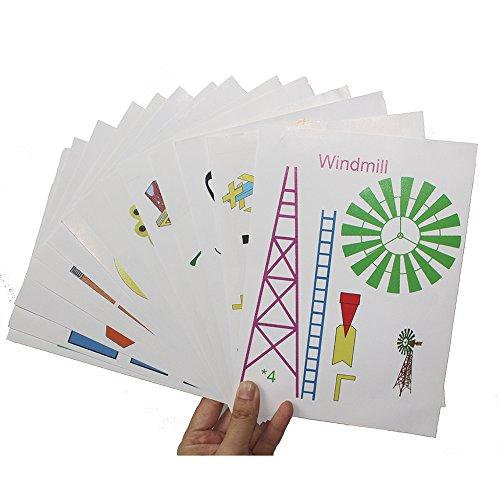 Cctree 3d Modelli Di Carta Per Stampante 3d Penna Disegno Stencil