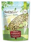 Food to Live Las semillas de calabaza crudas (pepitas) (sin cáscara, Kosher) - 4 Libras
