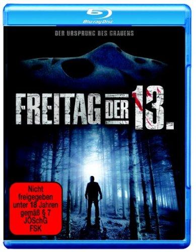Freitag, der 13. - Teil 1 [Blu-ray]