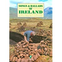 Songs & Ballads of Ireland: A First Collection of 40 Irish Songs: With Complete Words, Music and Guitar Chords