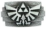 The Legend of Zelda tri-force Metall Gürtelschnall