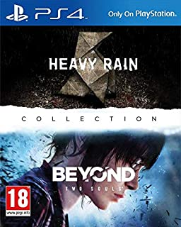 Heavy Rain + Beyond Collection (B0146U41CW) | Amazon Products