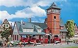 Vollmer 3767 H0 - Feuerwehr-Magazin rot