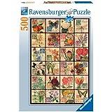 Vintage Flora 500 Piece Puzzle
